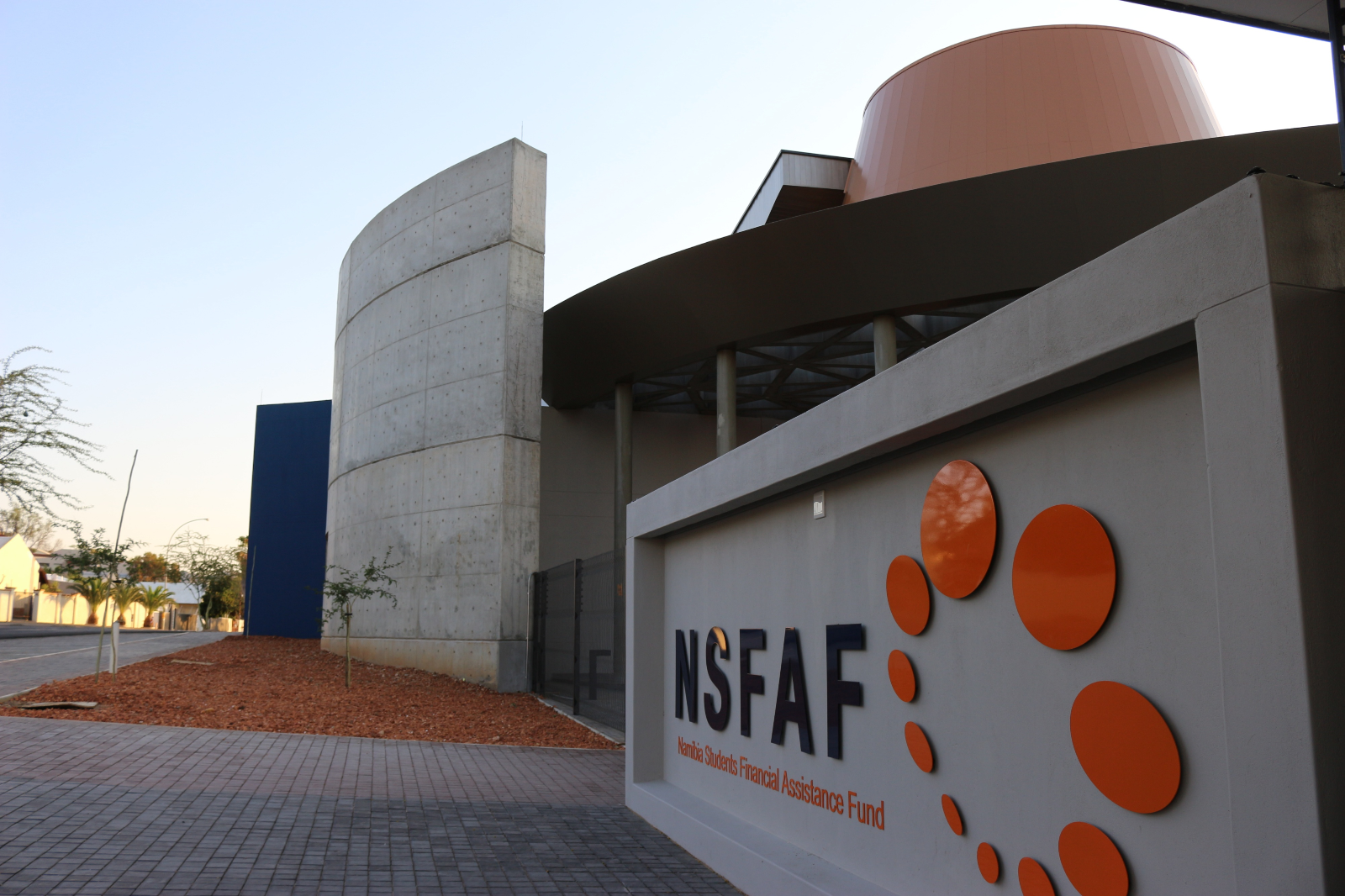 NSFAF - Namibia Student Financial Assistance Fund