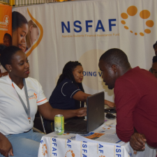 NSFAF Participation in Windhoek Agricultural Show