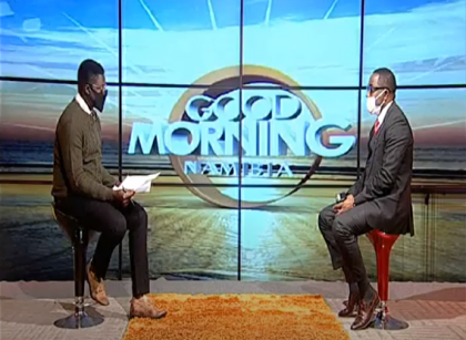 NSFAF Interview on Good Morning Namibia | NBC